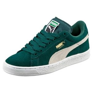 Puma Kids Suede Jr (Big Kid), Sz 5 (Women Sz 6)